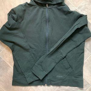 NWOT Patagonia Organic Cotton Full Zip Hoodie